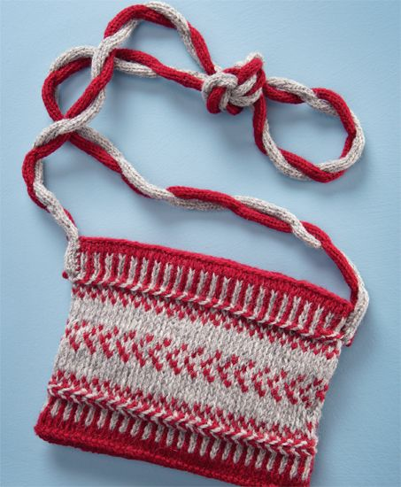 From New Twists on Twined Knitting