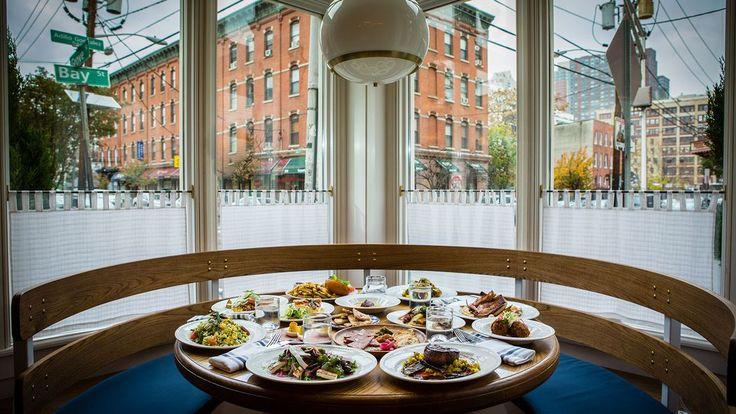Jersey City's Dining Scene has finally caught up -- via Eater.com