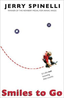 Captivated Reader: Smiles To Go by Jerry Spinelli