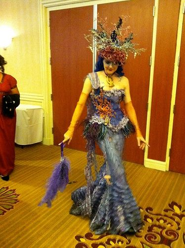 siren costume - Google Search | Mermaid Siren Costume ...