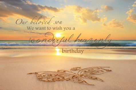 Childs Birthday in Heaven Poem | ... Four...Plus Some More: Happy 2nd Birthday in Heaven Gabriel