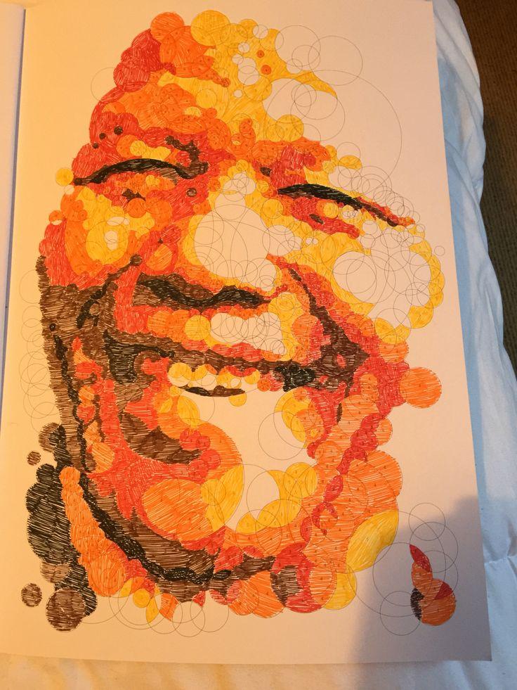 Querkles - Nelson Mandela