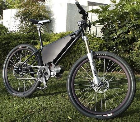 DIY Electric Bike!