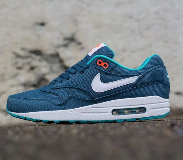 Nike Air Max 1 Premium-Mid Turquoise / Follow My SNEAKERS Board!