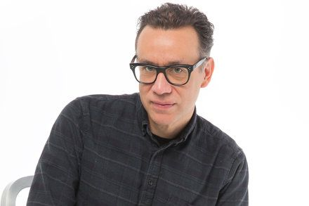 Fred Armisen Finds All the World a Playground