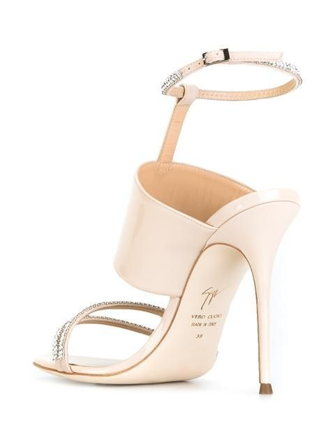 4e3f38a27 Giuseppe Zanotti Design T-strap sandals  GiuseppezanottiHeels ...