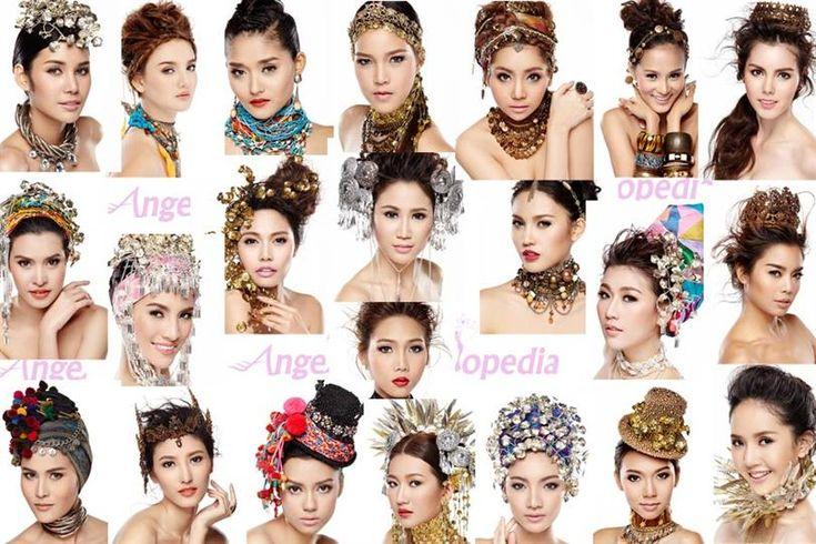 Miss Thailand World 2015 - Meet the Contestants