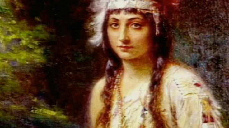 Pocahontas' people, the Powhatan tribe, were led by her father, Wahunsunacock. In the 1590's the Powhatan people were in an advanced level of their civilization.Read more about Pocahontas.