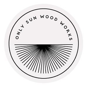 Only Sun Wood Works branding                                                                                                                                                                                 More