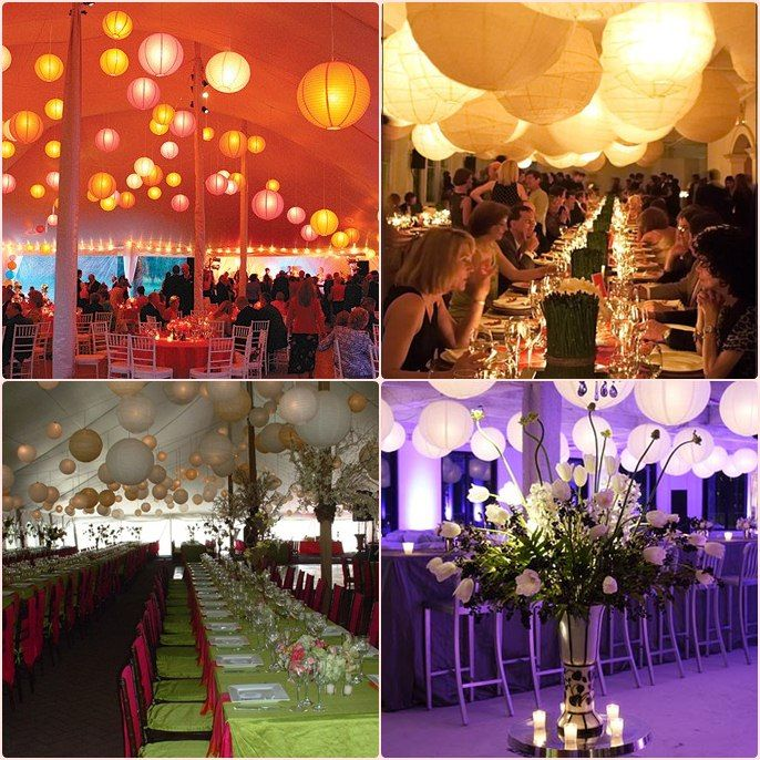 62 best wedding inspirations images on pinterest weddings decor images of wedding reception decorations lanterns as wedding reception decoration photos from weddingbee junglespirit Choice Image