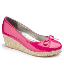 The Shoe Tailor Wedge Shoes, EEE Fit