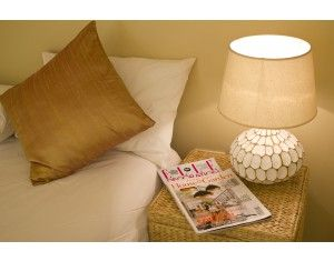 Polyresin Table Lamp with shade , available from Springlights Kloof and Hillcrest. For more info go look at our website at www.springlights.net