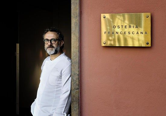 Inside The Best Restaurant In The World: #OsteriaFrancescana #foodforsoul #massimobottura #chef #modena  #MichelinStar #yummy