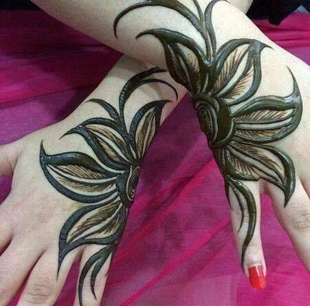 #Henna #mehendi #hand #design #lovely #art