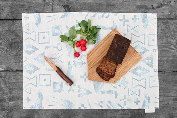 Tea towel by Saana ja Olli.