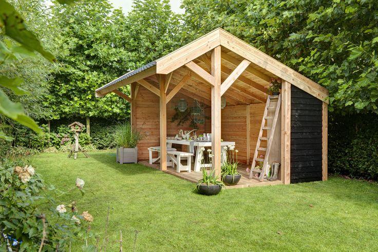 Skandynawski ogród od NuBuiten.nl