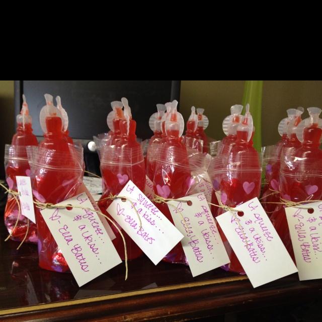 Valentine's Day School Treats...
