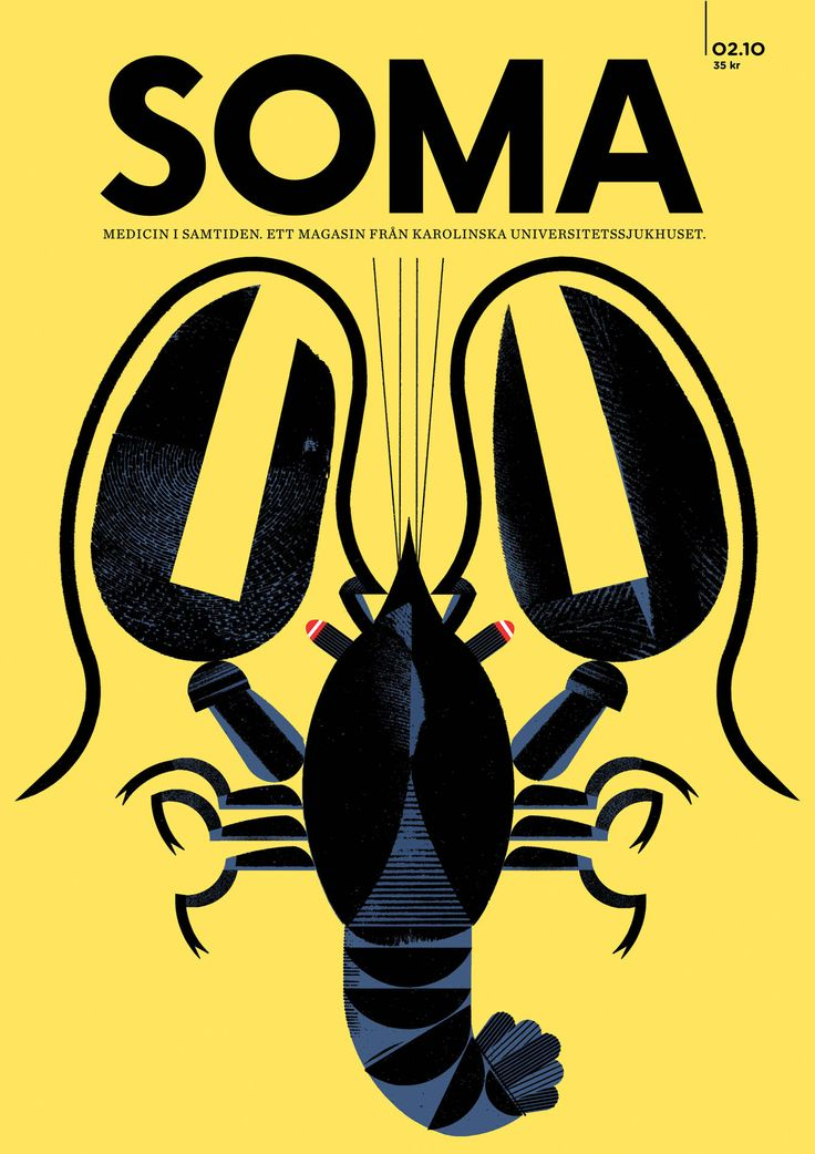 SOMA - Raymond Biesinger Illustration Inc.