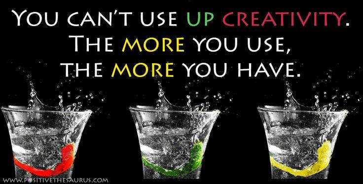 Inspirational quote by Maya Angelou www.positivethesaurus.com #positivesaurus #creativityquote #inspirationalquote #waterglasses #Maya #Angelou