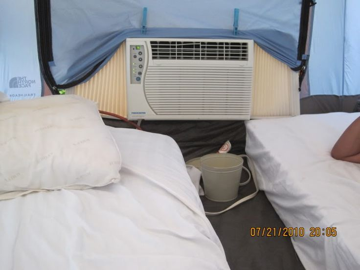 Photographs Of Tent With Air Conditioners Camping Google
