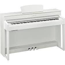 Yamaha clp-535wh Clavinova Piano numerique blanc mat