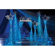 STAR  THEME | Starlight Star Bright Theme, prom themes, prom decorations, cheap prom ...