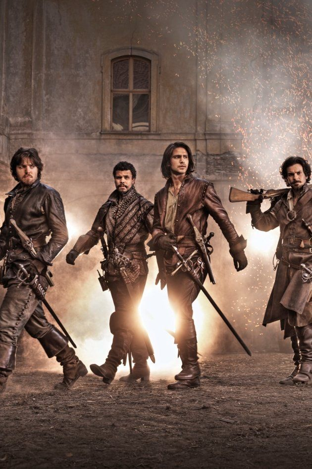 Pictures & Photos from The Musketeers (TV Series 2014– )