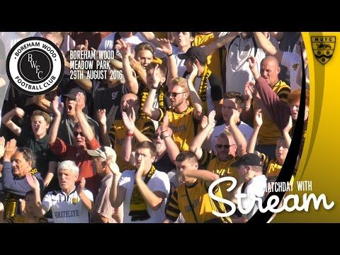 Boreham Wood vs Maidstone United - http://www.footballreplay.net/football/2016/08/29/boreham-wood-vs-maidstone-united/