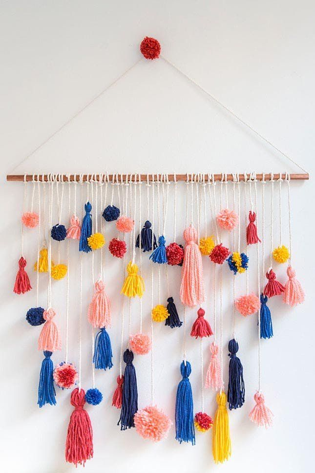 Get ready to fill that vertical space in your home with these 11 artsy mobiles.
