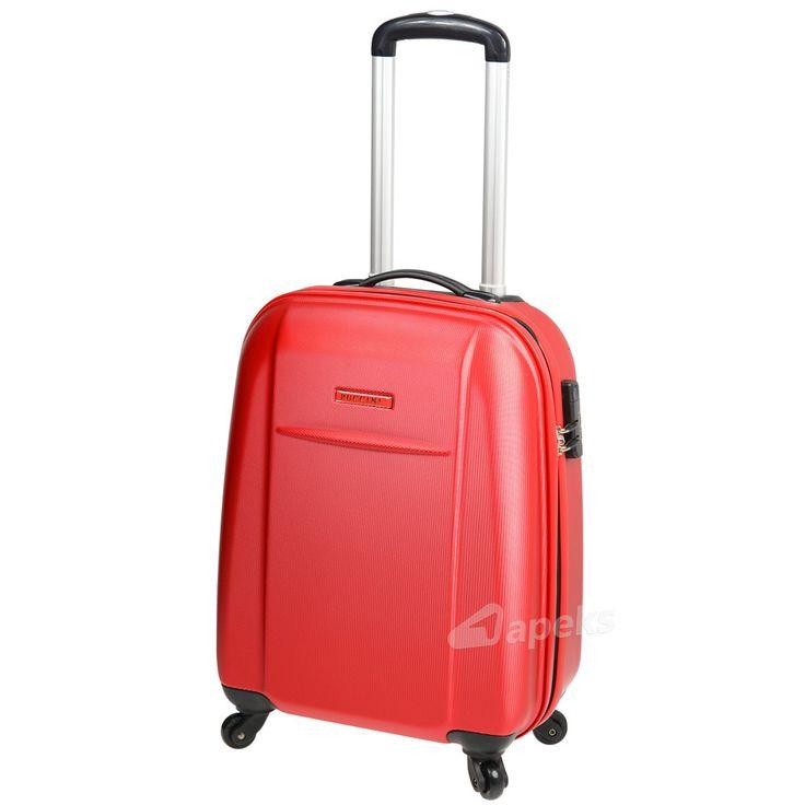 Puccini Lizbona ABS02 C mała walizka kabinowa