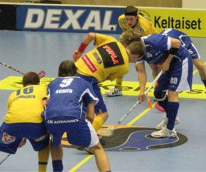 Italiano con lo sport: il floorball