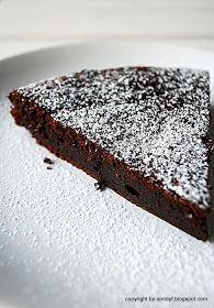 eintopf: czekoladowe ciasto bez mąki