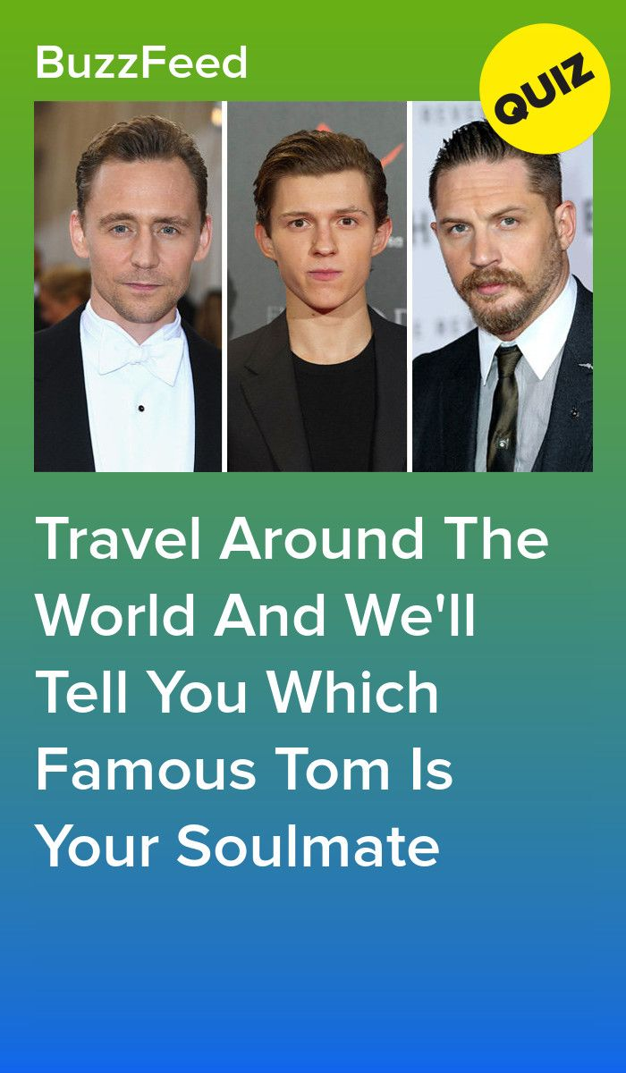 Pick Some Places To Travel And We'll Reveal Which Celebrity