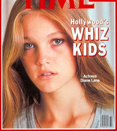 """Diane Lane: """"I got that whole precocious thing [as a child]. I had no reason to doubt my own abilities or not share my opinion. The adults were offended, and the kids were resentful. I was persona non grata in both camps for quite a while.""""  http://highability.org/71/"""