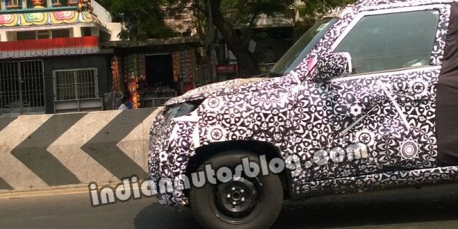 SPIED: The Next Generation Mahindra Bolero, Set To Launch By Late 2015