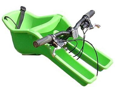Center Mounted Child Bike Seat - iBert