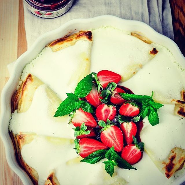 Baked #pancakes #NaturalnieOwocowe #Stovit #Streetcom https://www.instagram.com/p/BFyP_4TJ2-t/