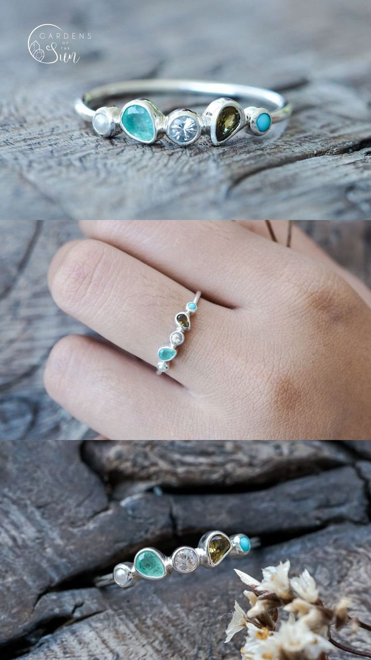 17+ Birthstone jewelry with multiple stones viral