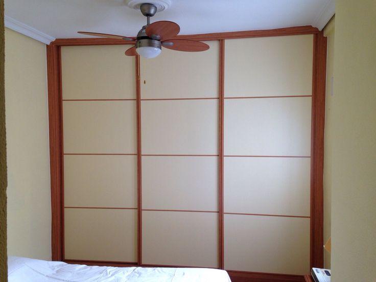 99 best images about armarios de puertas correderas on - Puertas correderas japonesas ...