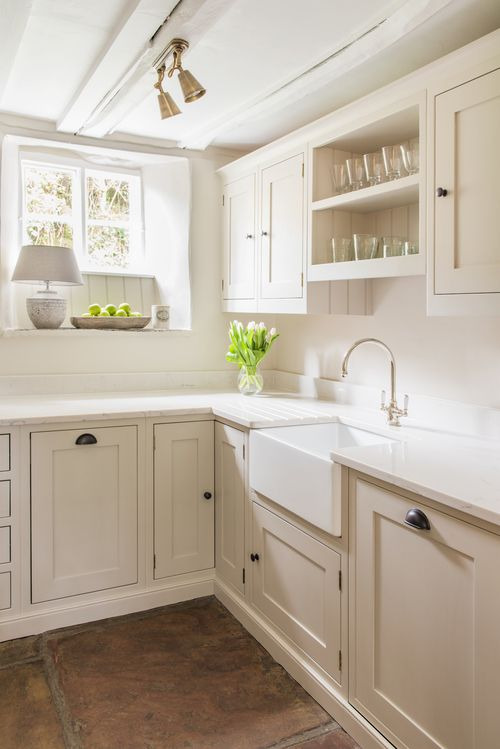 Painted Shaker Kitchen