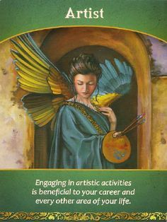 Free Angel Card Reading - Angel Therapy