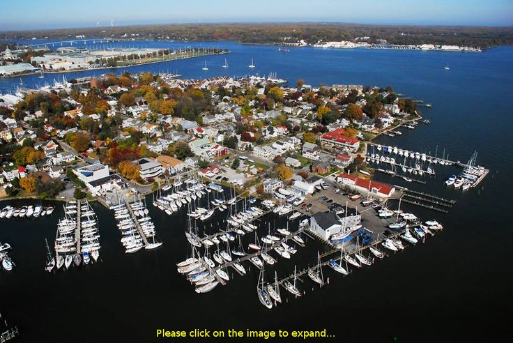 Eastport Yacht Center - Annapolis, Maryland Yacht Club and Boat Marina