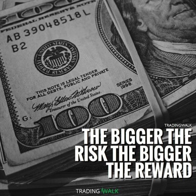 Big risk = big reward. Learn to trade forex with our price action trading strategy for winning signals. Perfect for beginners, scalping, swing trading, day trading no need for indicators. Check out our Instagram for more trading quotes!