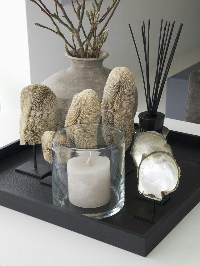 Sweet elegance #Beachwood joy of styling #candles
