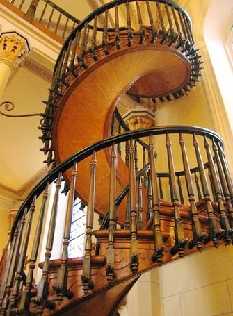 Best Stairs Beautiful Stairs Staircase Design Loretto Chapel 400 x 300
