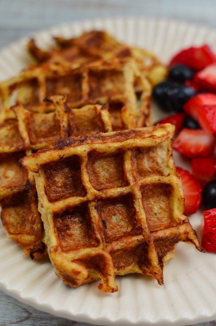 Little Grazers Mini French Toast Waffles