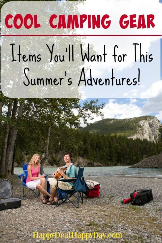 The 25 Best Cool Camping Gear Ideas On Pinterest