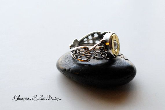 Bullet Jewelry that donates to Wounded Warriors.  Bluegrass Brass on Etsy