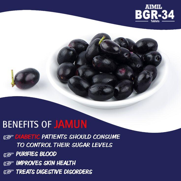 #Diabetic patients should consume #Jamun #fruit daily, to control their #sugar levels.   #RemediesForDiabetes #DiabetesTreatment #DietForDiabetes #Diabetes #CureDiabetes #SymptompsOfDiabetes