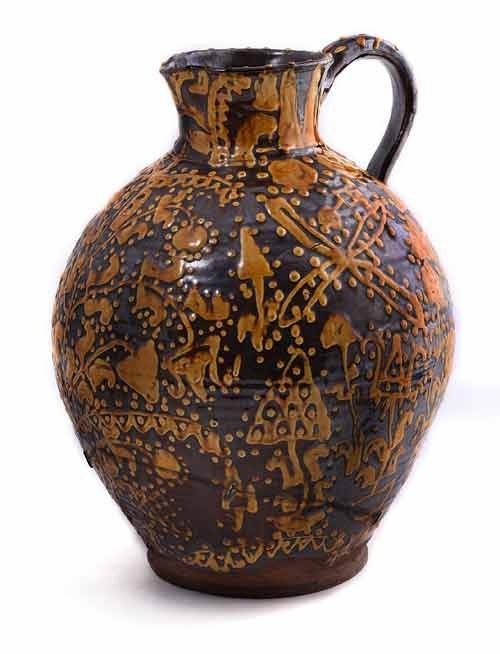 78 Images About English Slipware On Pinterest Museums